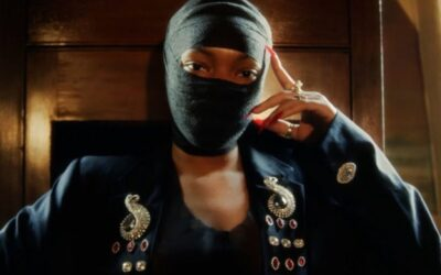 """WIZKID RELEASES VISUAL FOR """"GINGER"""""""