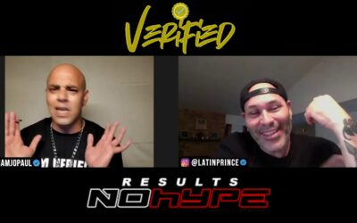 #VERIFIEDPODCAST LATIN PRINCE INTERVIEW HACKED BY DJ DRAMOS & TALKS BOUT RADIO IN THE MUSIC BIZ NOW