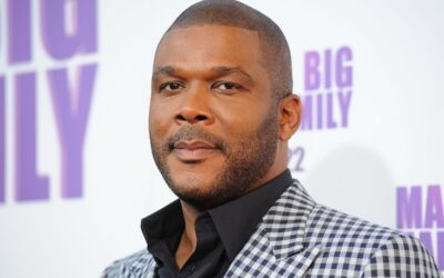 FOR LEGAL DEFENSE OF BREONNA TAYLOR'S BOYFRIEND, TYLER PERRY DONATES $100,000