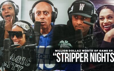 """MILLION DOLLAZ WORTH OF GAME EPISODE 92: """"STRIPPER NIGHTS"""" FT. MAGIC CITY ATL"""