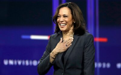 VICE PRESIDENT KAMALA HARRIS CELEBRATES HER MOTHER AND OTHER WOMEN WHO CAME BEFORE HER