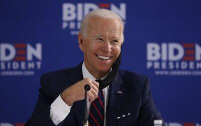 JOE BIDEN SWORN IN AS 46TH PRESIDENT OF AMERICA