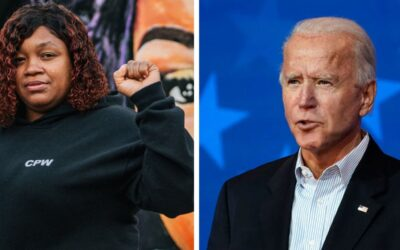 """BREONNA TAYLOR'S MOM HOPES THAT BIDEN WILL """"HOLD TRUE"""" REGARDING PROMISES ON POLICE ACCOUNTABILITY"""
