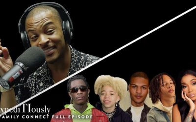 FAMILY CONNECT W/ MESSIAH, DOMANI, KING, TOKYO JETZ  YOUNG THUG | EXPEDITIOUSLY PODCAST