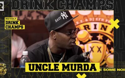 """UNCLE MURDA & YUNG LB ON WORKING WITH HOV & MARIAH CAREY, """"RAP UP 2020,"""" RUNTZ & MORE   DRINK CHAMPS"""