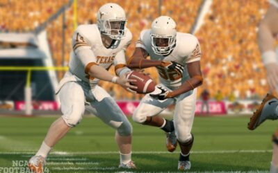 EA TO BRING BACK COLLEGE FOOTBALL GAMES