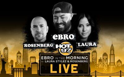 Ebro In The Morning Uncensored- 4/29/2020