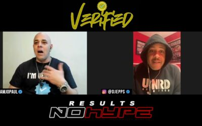 VERIFIEDPODCAST DJEPPS TALKS GETTING DRUGGED, ATTEMPTED EXTORTION PLOT, NEW RADIO SHOW & IG LIVE