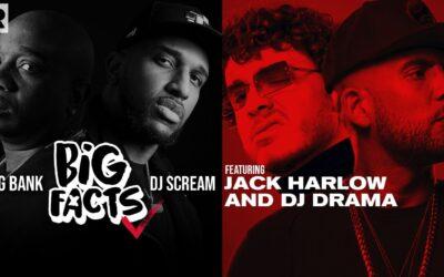JACK HARLOW TALKS BLM & SOCIAL INJUSTICE, DJ DRAMA ON LIL UZI VERT LABEL ISSUES & MORE   BIG FACTS