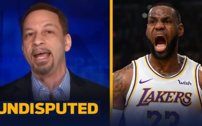 LEBRON & KD VS. MAGIC JOHNSON & LARRY BIRD: WHO WINS? — BROUSSARD WEIGHS IN | NBA | UNDISPUTED