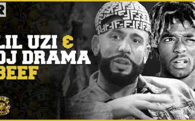 DJ DRAMA ON HIS RELATIONSHIP WITH LIL UZI VERT