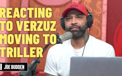 REACTING TO VERZUZ SELLING TO TRILLER   THE JOE BUDDEN PODCAST