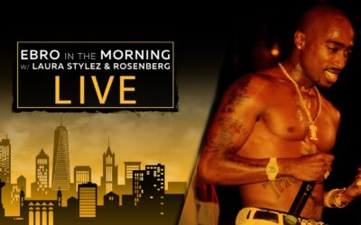 REMEMBERING 2PAC SHAKUR ON HIS BIRTHDAY | EBRO IN THE MORNING UNCENSORED