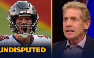 THE BUCCANEERS HAVE A 'NOT-SO SECRET CAP WEAPON' IN TOM BRADY — SKIP BAYLESS I NFL I UNDISPUTED