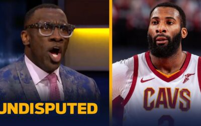 LEBRON'S LAKERS HAVE FOUND A NEW 'ANCHOR' IN ANDRE DRUMMOND — SHANNON SHARPE | NBA | UNDISPUTED