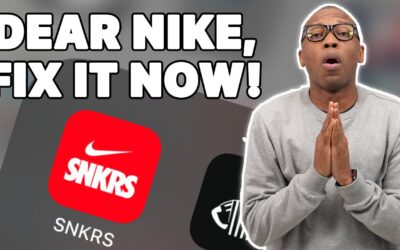 THE ANSWER TO NIKE SNKRS APP