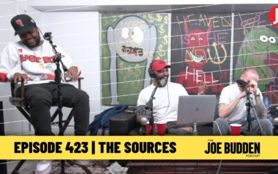 THE JOE BUDDEN PODCAST EPISODE 423   THE SOURCES