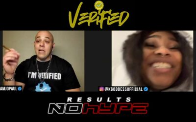 VERIFIEDPODCAST K GODDESS HER RECENT SUCCESS, TONY YAYO, JACKIE ROB & BEING FROM BROWNSVILLE