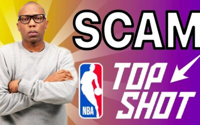 IS NBA TOP SHOT A SCAM?