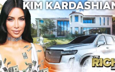 Kim Kardashian   The Rich Life   How She Spends & Earns Her Fortune?