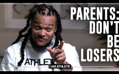 Parents: Don't Be Losers | I AM ATHLETE w/ Brandon Marshall, Chad Johnson & More
