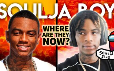 Soulja Boy | Where Are They Now? | Nintendo Lawsuit & Successful Comeback