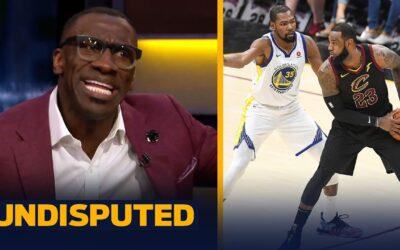 Ex-Cav Richard Jefferson: 'I had LeBron on my team & I didn't want to see KD' | NBA | UNDISPUTED