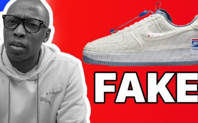 Nike EXPOSED With FAKE USPS Collab, I'm Sorry…Giannis