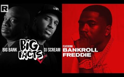 Bankroll Freddie On Linking With Quality Control, Gambling Habits, Trickin' & More | Big Facts