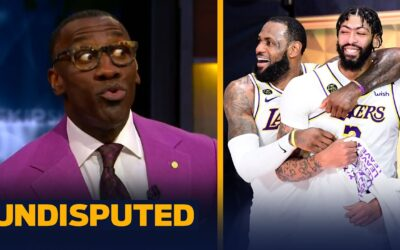 'Thunderstorm is coming' — Skip & Shannon react to LeBron James announcing return | NBA | UNDISPUTED