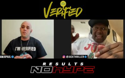 VERIFIEDPODCAST JACK THRILLER ON HIS JOURNEY, STRUGGLES, & HIS ACHIEVEMENTS, THISIS50 & 85 SOUTH