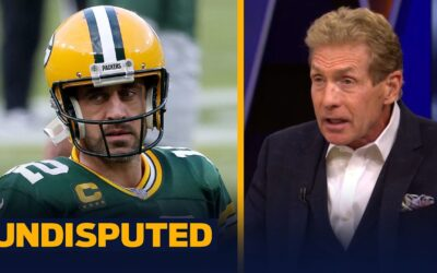 Skip & Shannon on Aaron Rodgers referring to Packers GM Gutekunst as Jerry Krause   NFL   UNDISPUTED