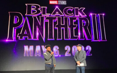 """IN SPITE OF THE STRINGENT VOTING RULES IN GEORGIA, """"BLACK PANTHER 2"""" WILL RESUME FILMING"""