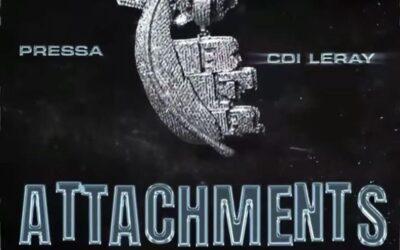 """Coi Leray and Pressa release """"Attachments (Remix)"""""""
