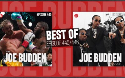 Best Of Ep. 445 (I'm Rapped Out) Ep. 446 (The Little Chain) | The Joe Budden Podcast