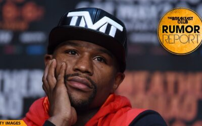 Floyd Mayweather Offers $100K To Help Find Who Robbed His House