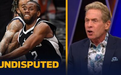 """Skip Bayless throws away his Kawhi shoes after Clippers """"choked"""" in GM 5 to Mavs 