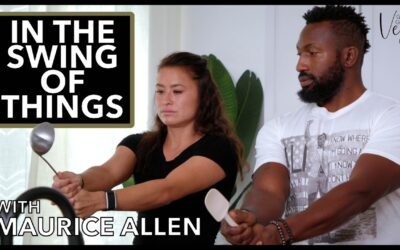 In The Swing Of Things: Girls Gone Veg with Maurice Allen | I AM ATHLETE