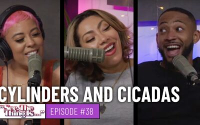 See, The Thing Is Episode 38 | Cylinders and Cicadas