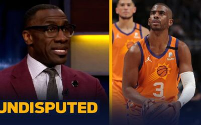 Skip & Shannon discuss Clippers — Suns series fate if CP3 returns for Game 3 | NBA | UNDISPUTED
