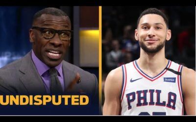 UNDISPUTED | Shannon reacts to Simmons' agent Rich Paul exploring trade options with 76ers