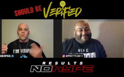 SHOULD BE Verified PRETTY LOU talks fighting Cancer, Terror Squad & Turn The Tables