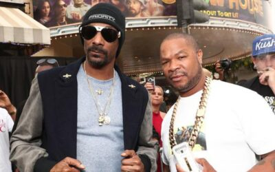 Snoop Dogg and Xzibit engage in discourse about criminal justice reform with LA Sheriffs