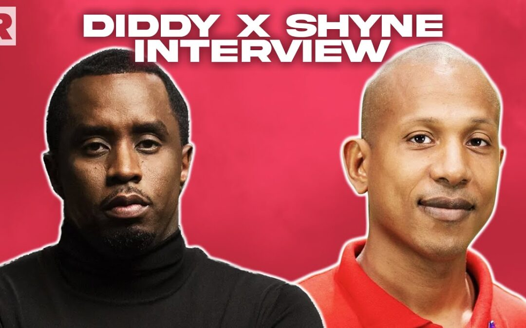 Diddy interviews Shyne about being a political leader in Belize and the fight to better his country