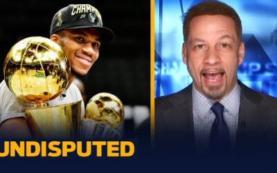 Giannis played arguably the greatest closeout game in Finals history — Broussard | NBA | UNDISPUTED