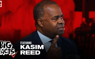 Kasim Reed On Running For Mayor of Atlanta, The City's Crime Rate, Gentrification & More | Big Facts