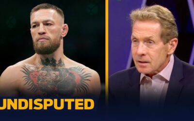 Skip & Shannon react to Khabib saying McGregor is finished after Poirier loss   UFC   UNDISPUTED