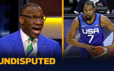 Skip & Shannon react to Team USA's basketball team losing twice in pre-Olympics   NBA   UNDISPUTED