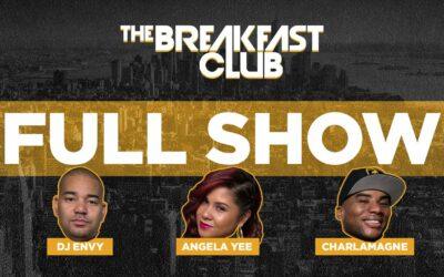 The Breakfast Club FULL SHOW 7-16-21