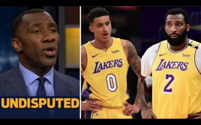 UNDISPUTED   Shannon reacts Drumond & Kuzma trend online after cryptic posts about future